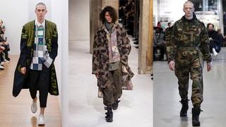Pourquoi Le Style Militaire Continue T Il D Envahir La Mode I D