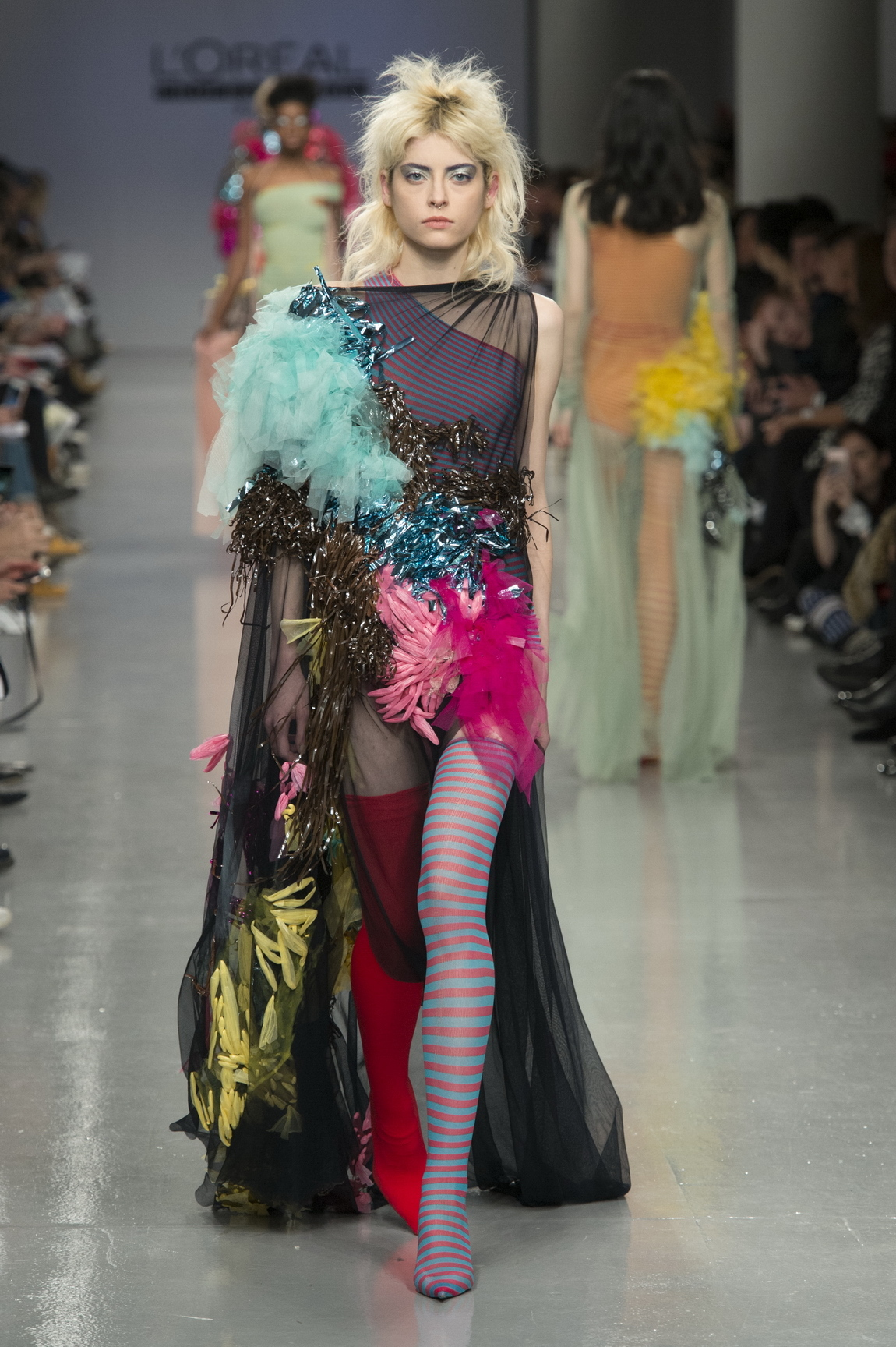 ロンドン ファッションウィーク Day 1 I D