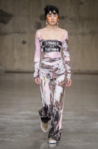 Mimi Wade London Fashion Week