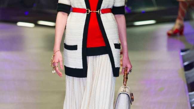 c3fee032 gucci opens milan fashion week with a display of modern fashion alchemy
