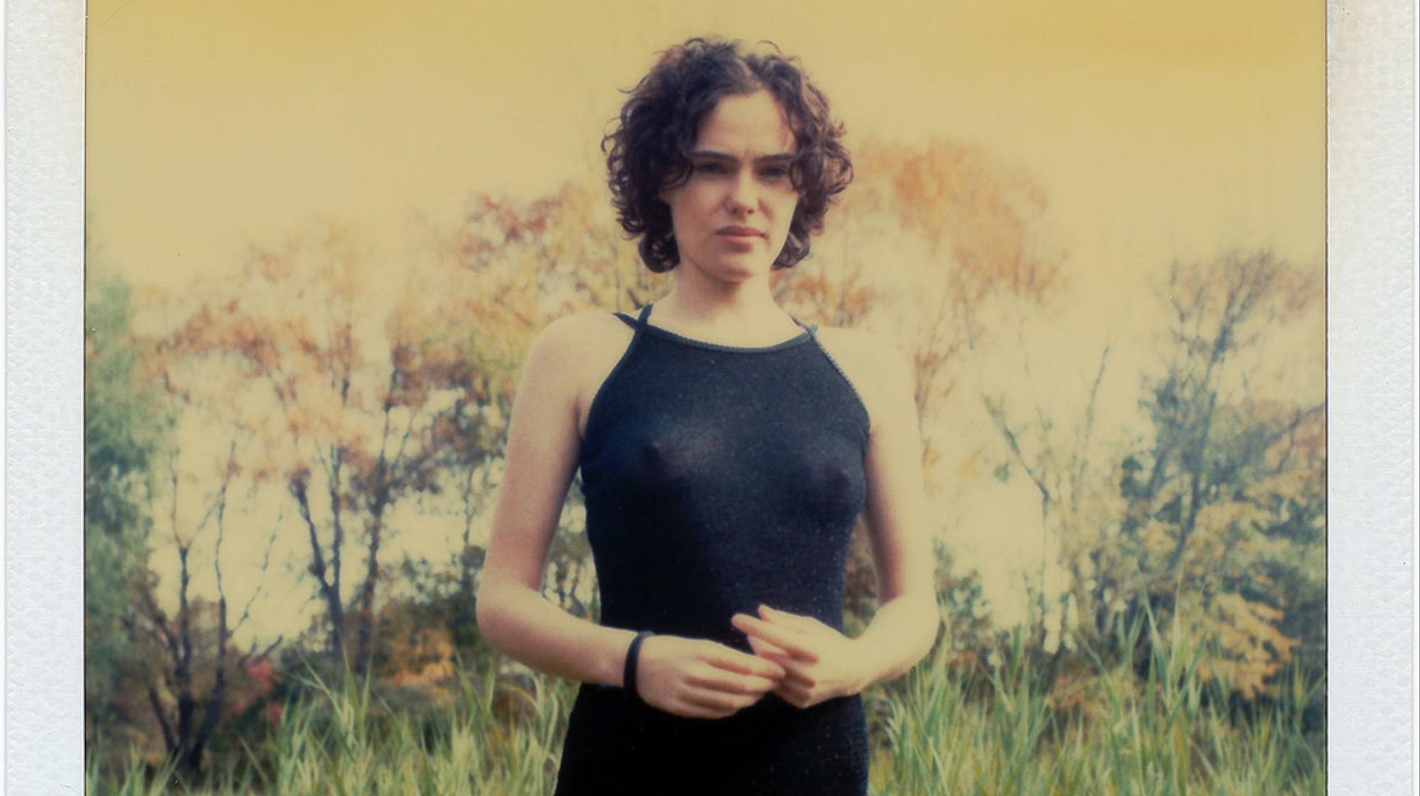 Alondra Naked richard kern's sexy, provocative and poetic polaroids - i-d