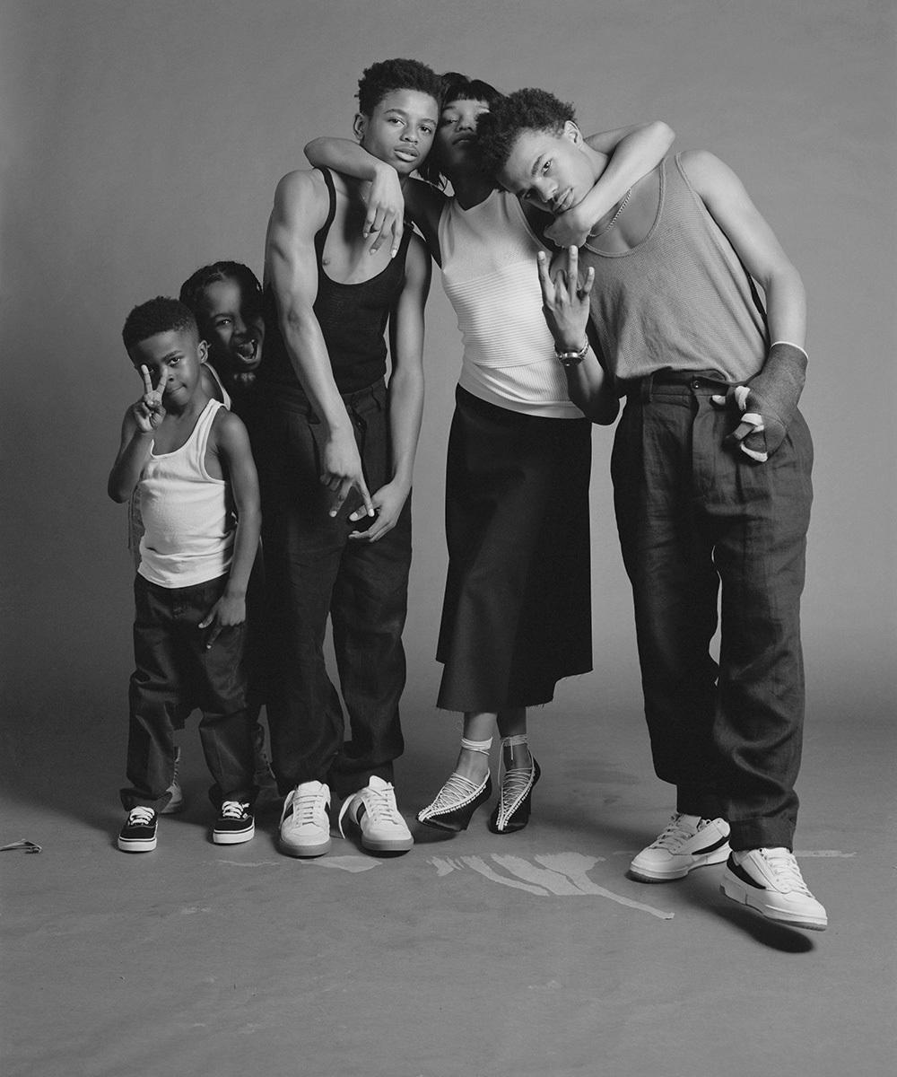 meet selah marley and her beautiful family | read | i-D
