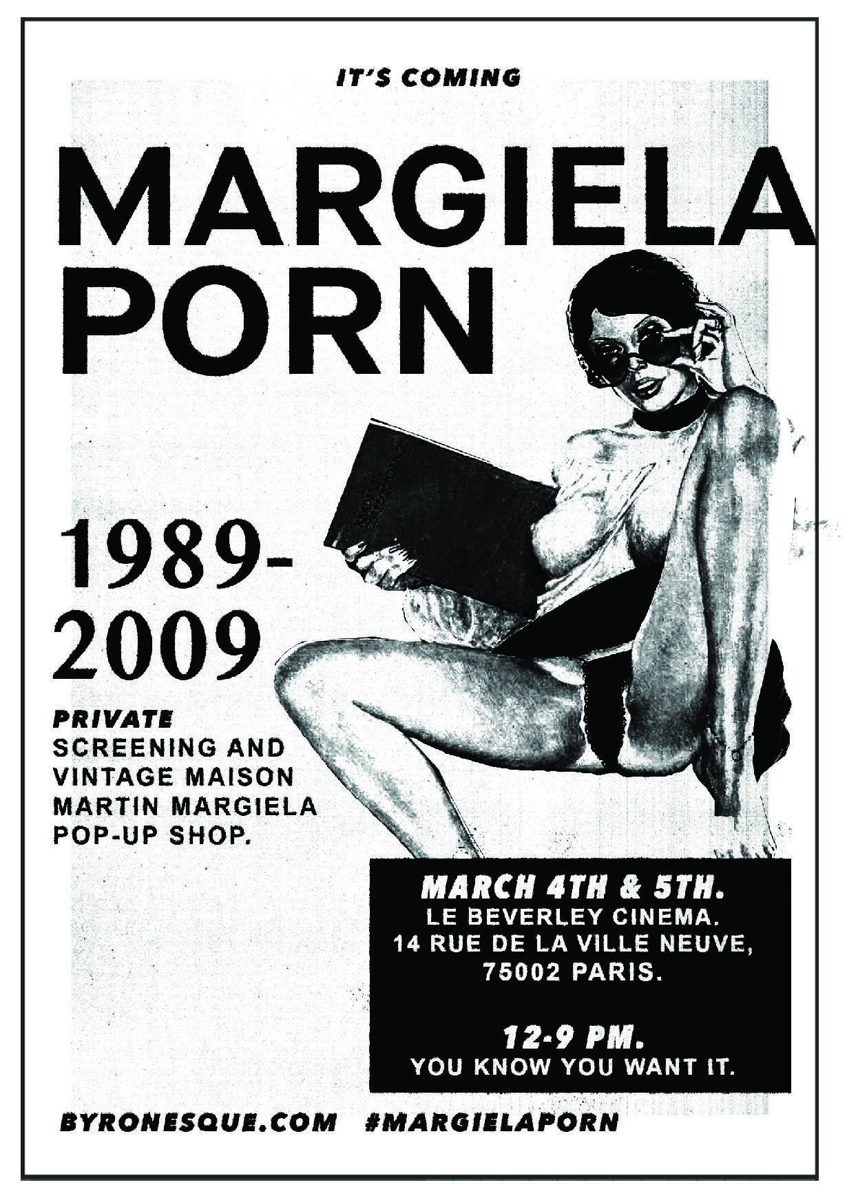 vintage sex That demand is undeniable. So they've collected a greatest hits collection  of the best of Margiela to celebrate that original. Not that it's been easy  to ...