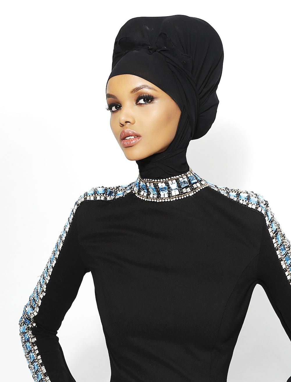 How To Become A Model Halima Aden Didn't Feel Represented In The Media  As A Somaliamerican Muslim Growing Up