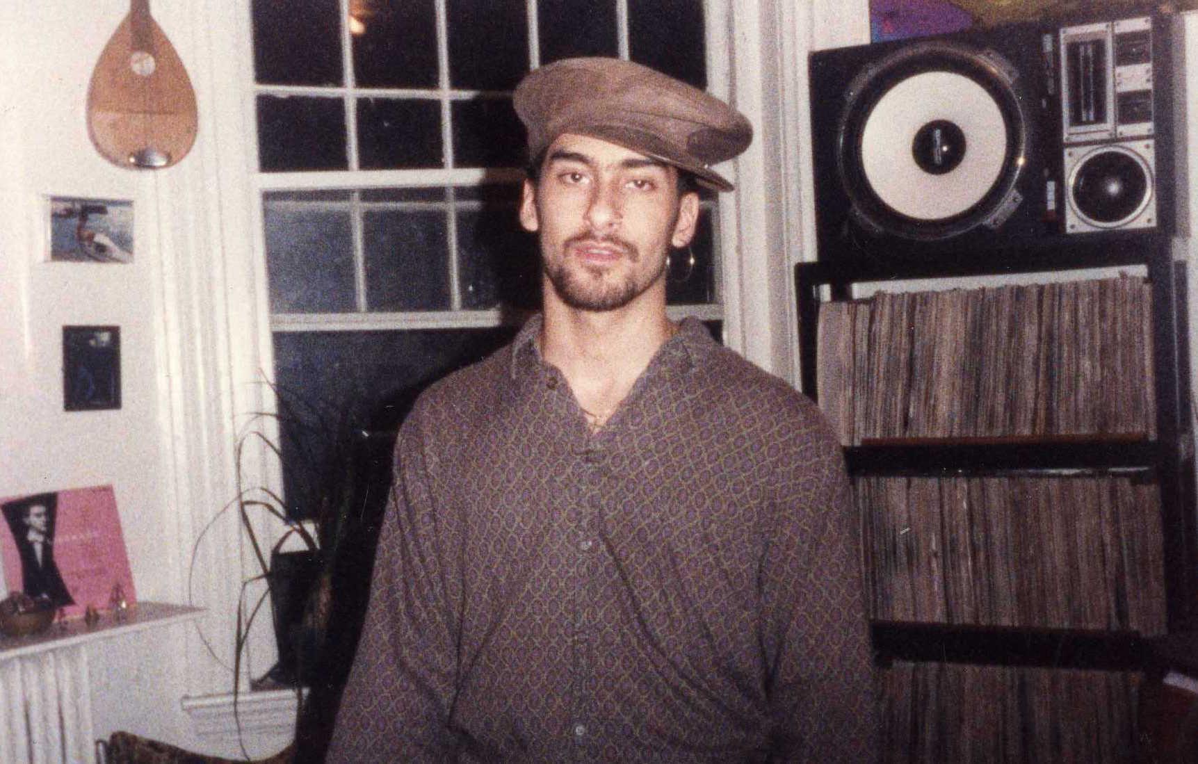 Old School Photos Of House Music Legend Armand Van Helden