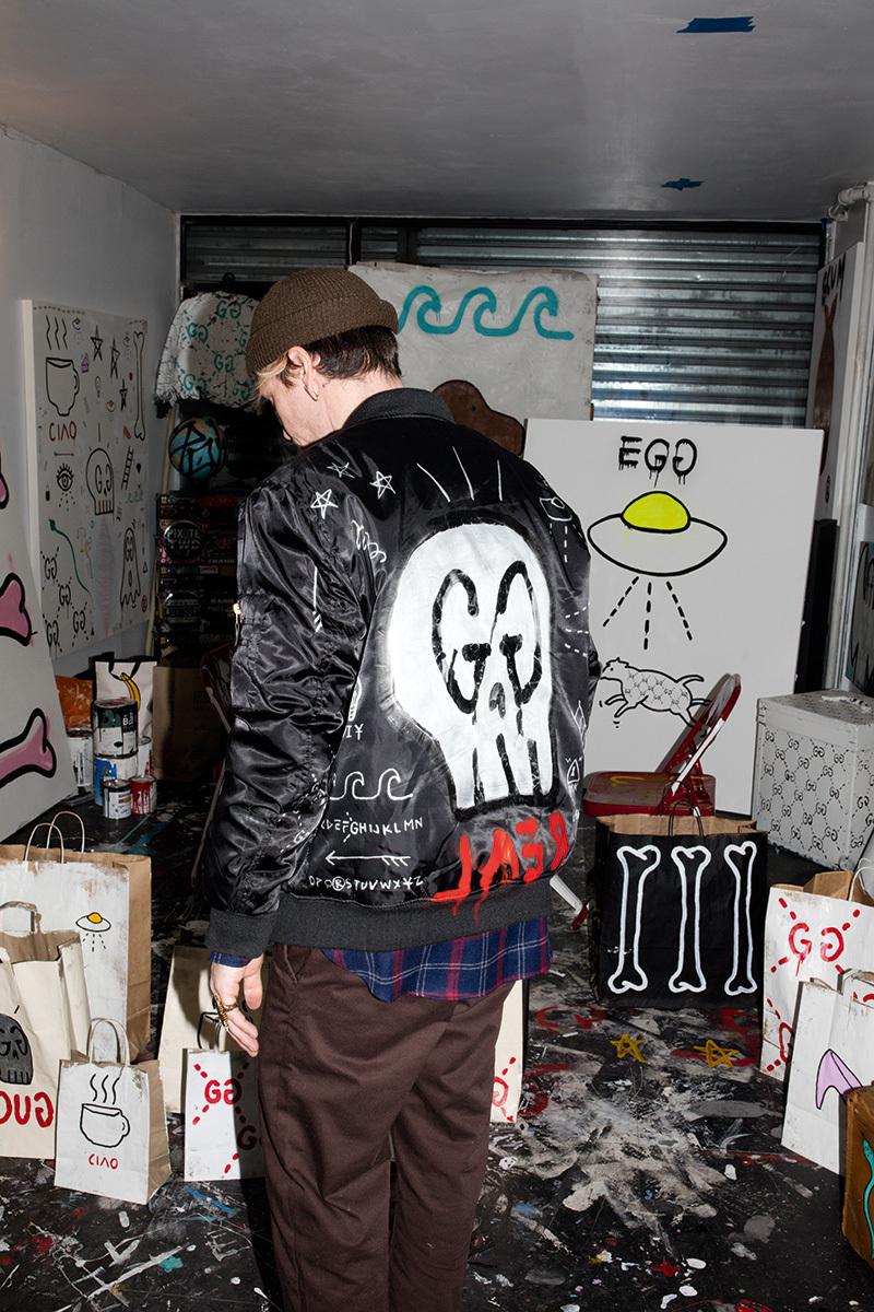 a0e55b3af fake it 'til you make it: meet gucci ghost - i-D