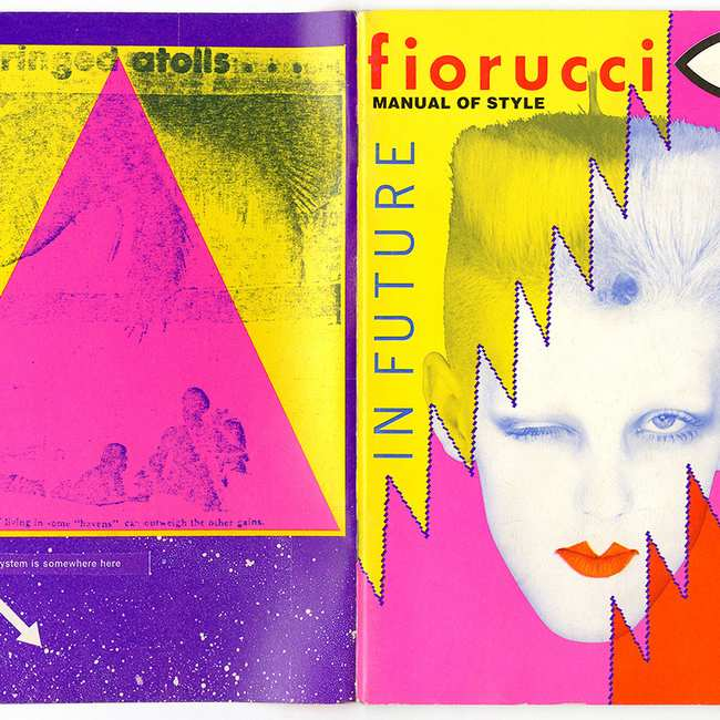 c26cb0d8fb7d take an exclusive look inside fiorucci s 80s fanzine collab with i-D ...