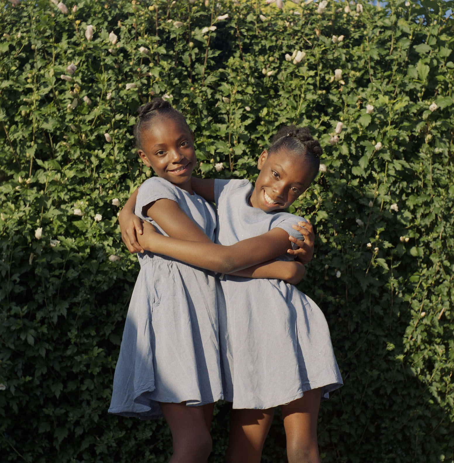 My favorite part about the entire process was seeing how excited the twins i photographed were about this project
