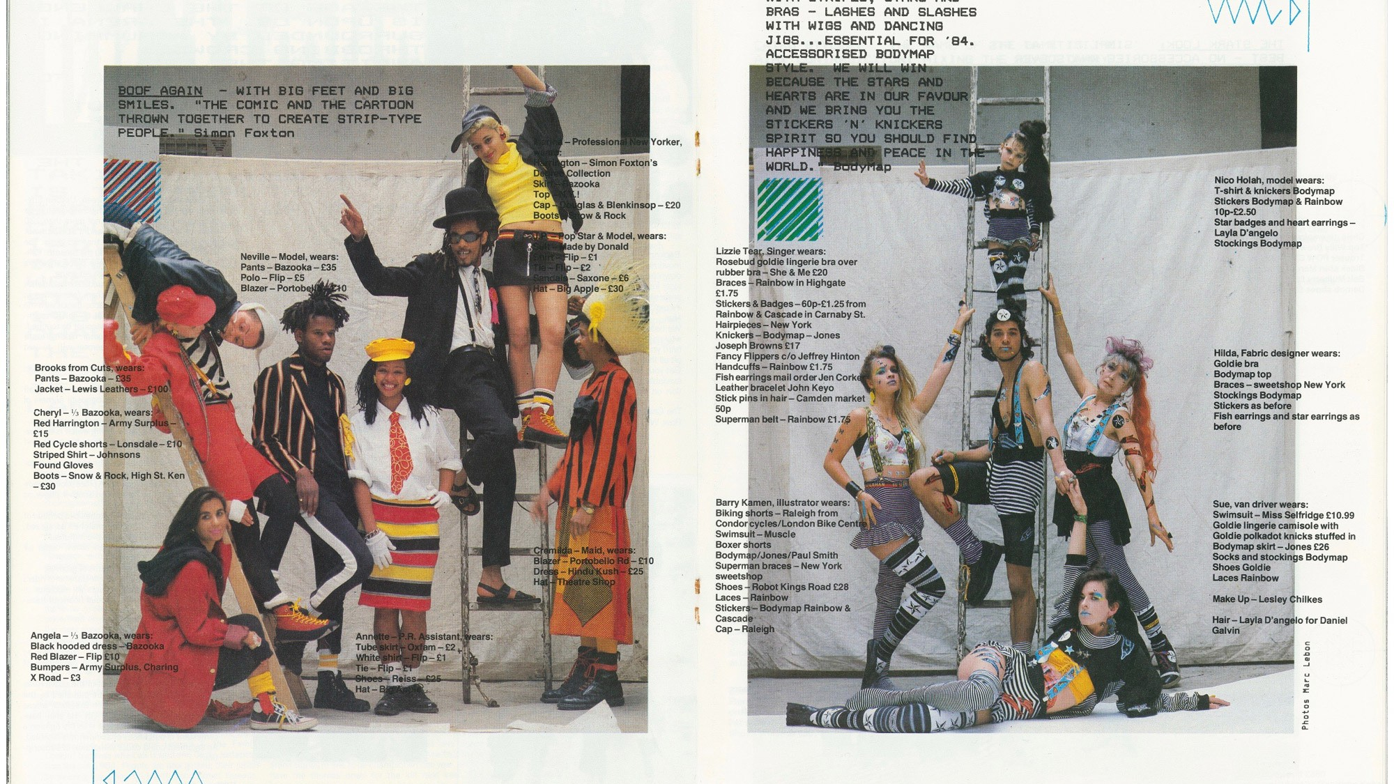 tbt: when i-D celebrated london's bright young creatives of