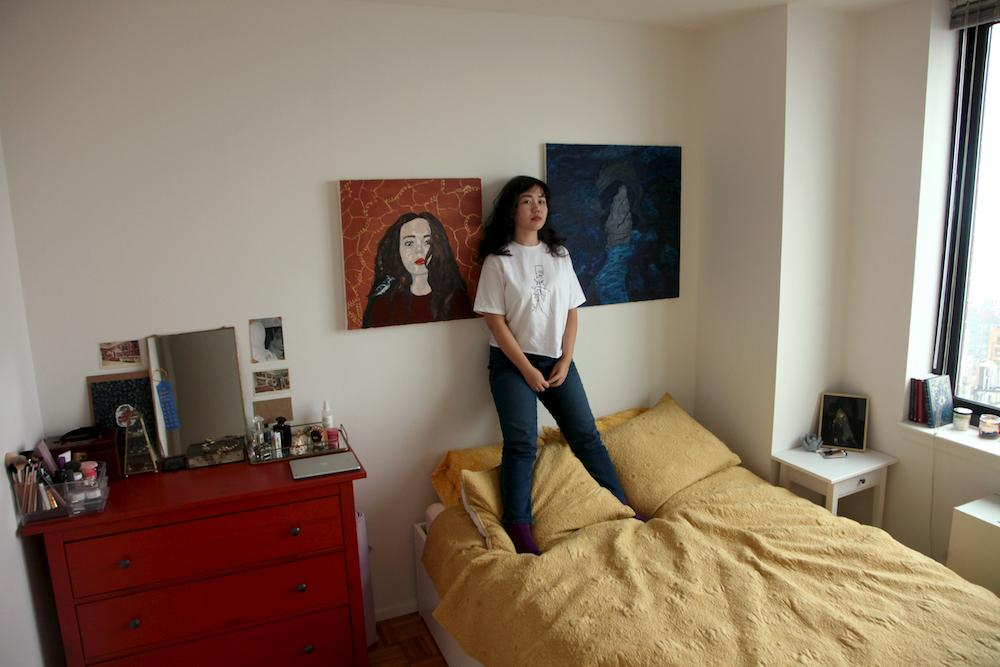 Photographing new york city teen girls in their bedrooms look i d - New york girls room ...
