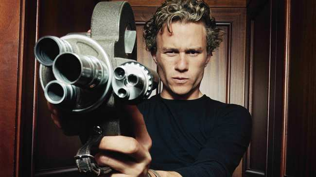 Image result for heath ledger a life in pictures