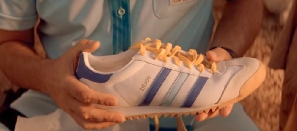 adidas has finally released 'the life aquatic' inspired