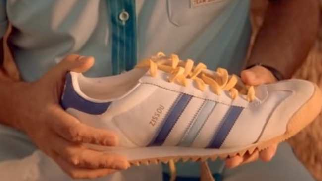 adidas has finally released  the life aquatic -inspired zissou sneakers 3ae5be7c0