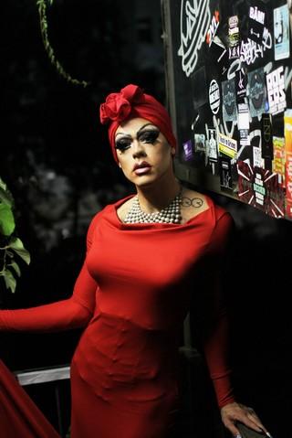 La scena delle drag queen berlinesi fotografata da Lisa Wassmann