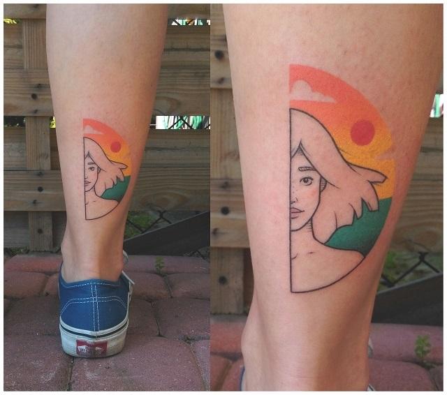 Dziewczyny I Ich Najważniejsze Tatuaże I D