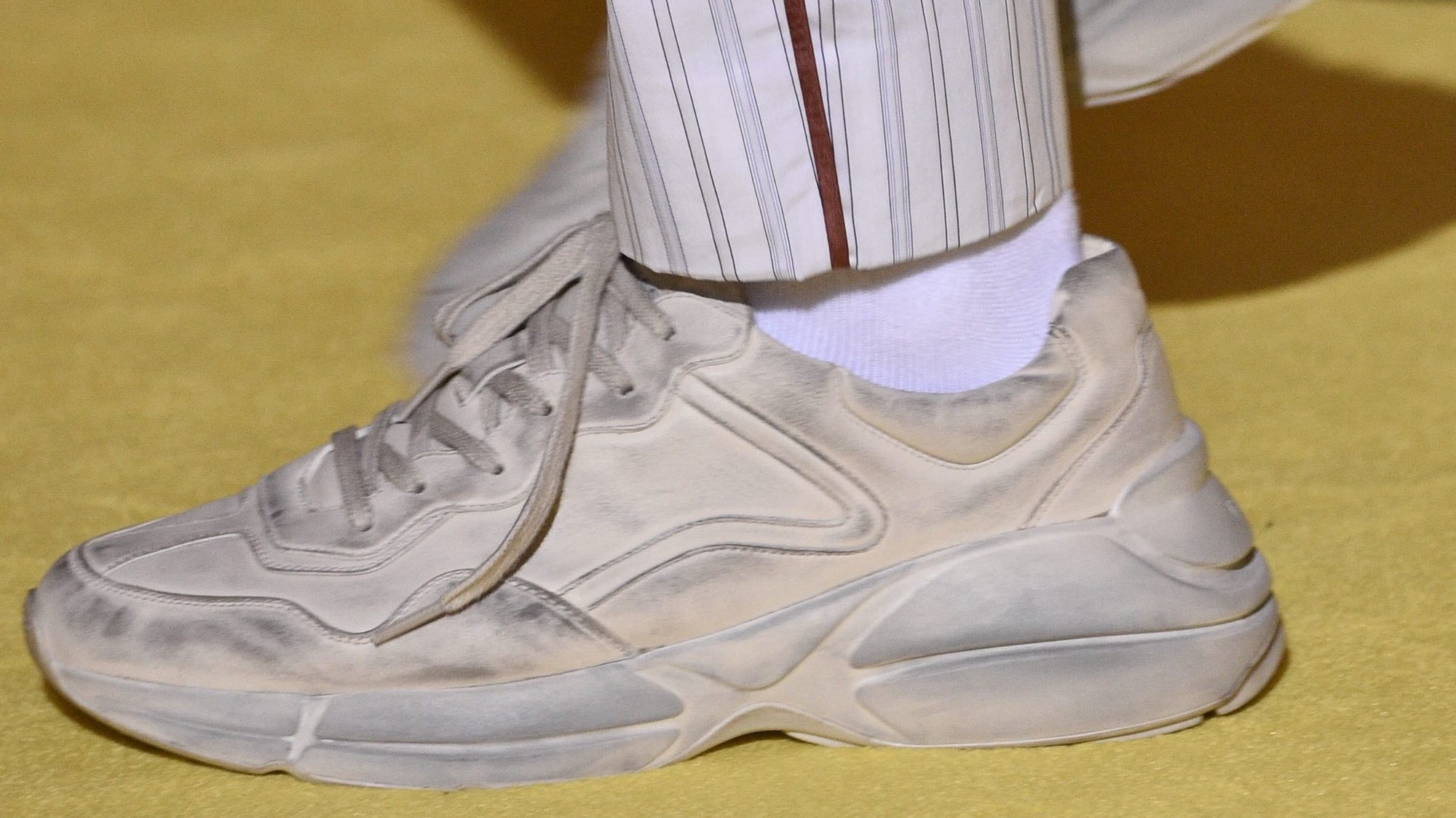 4134efc51a0 why designers are sending dirty sneakers down the runway - i-D