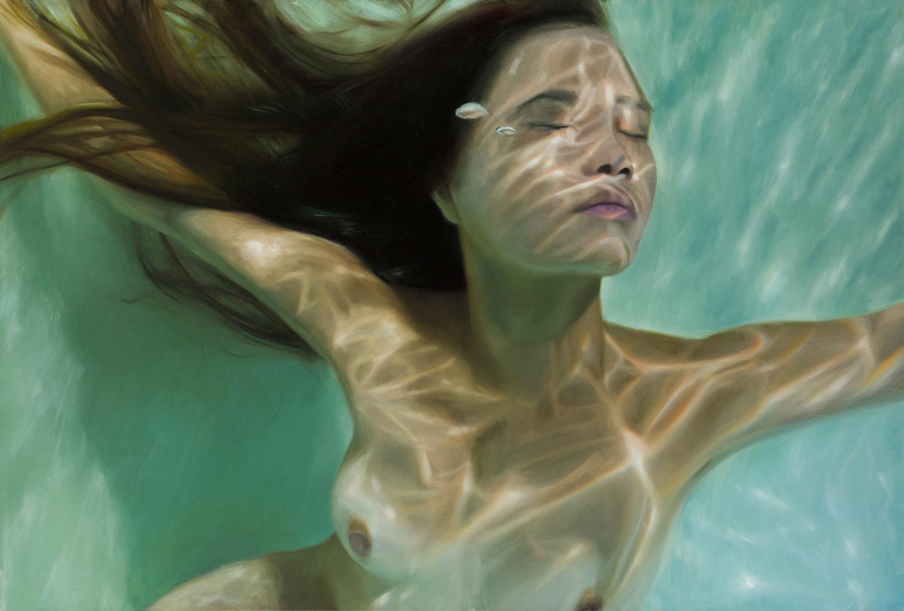 Nude Women Underwater 29
