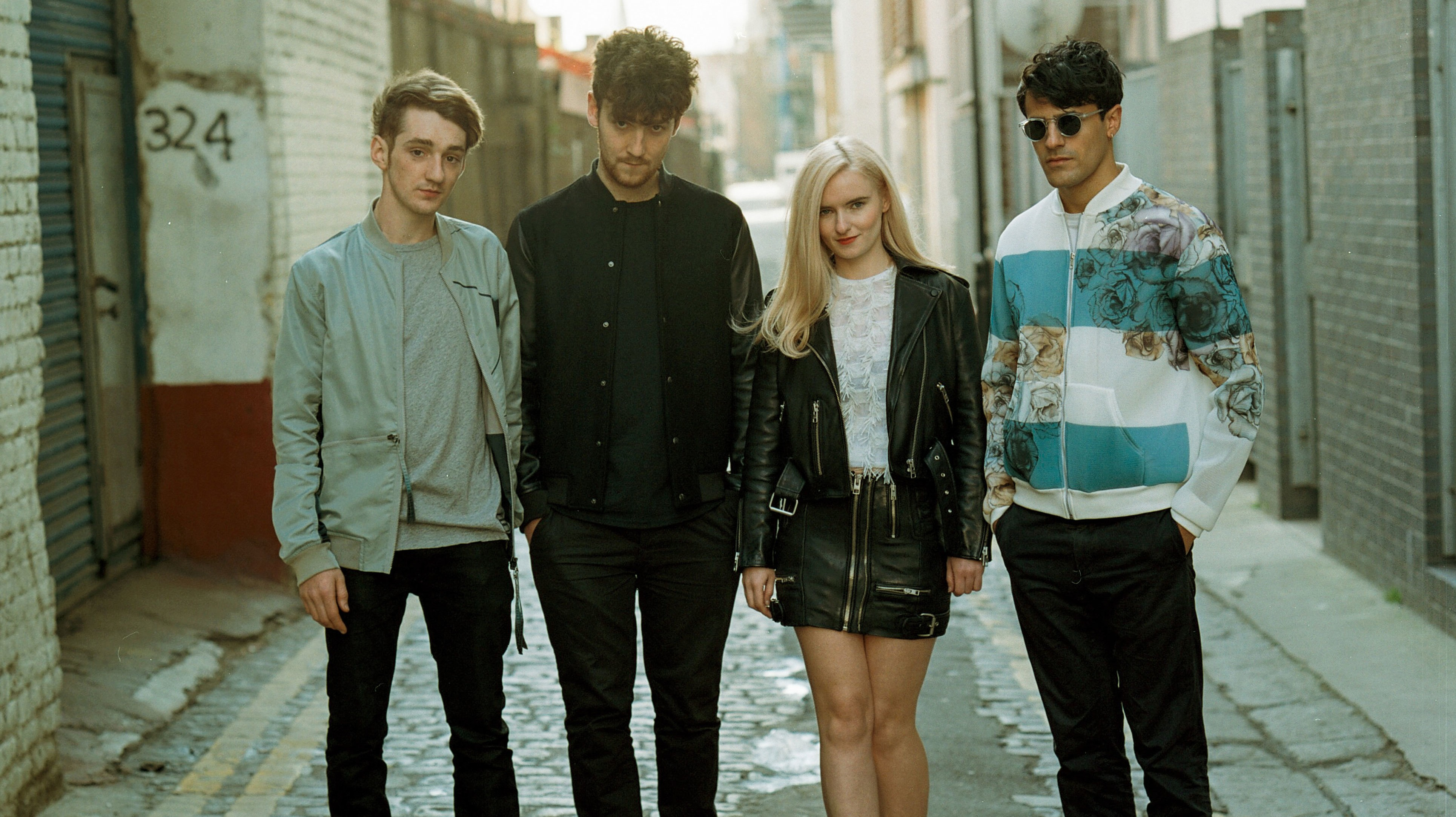 clean bandit, the electro-classic quartet who wrote the world's most shazamed song
