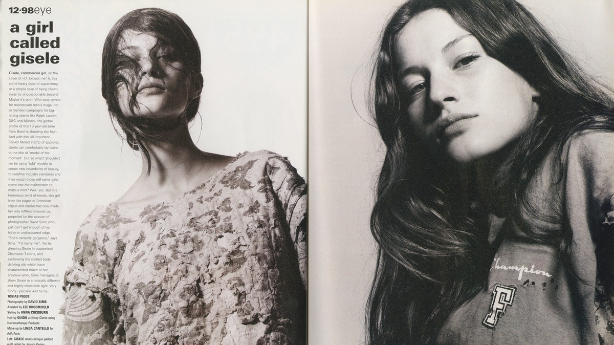 first shoots: david sims