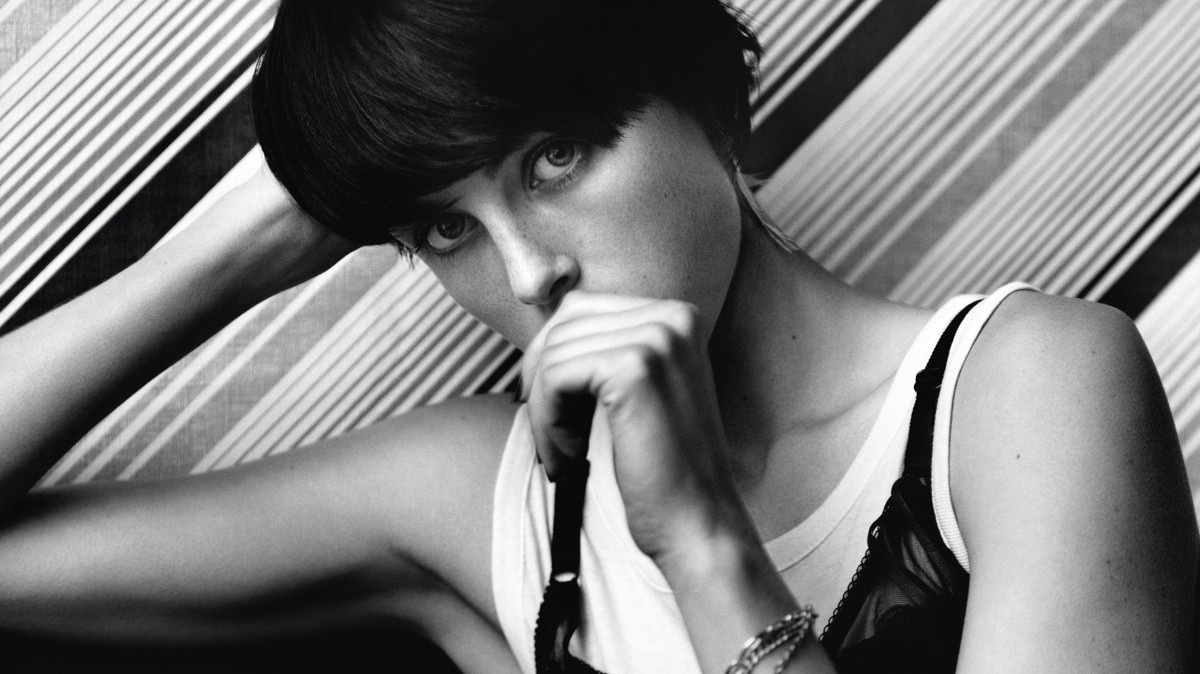 be who you want, edie campbell, we won't judge you