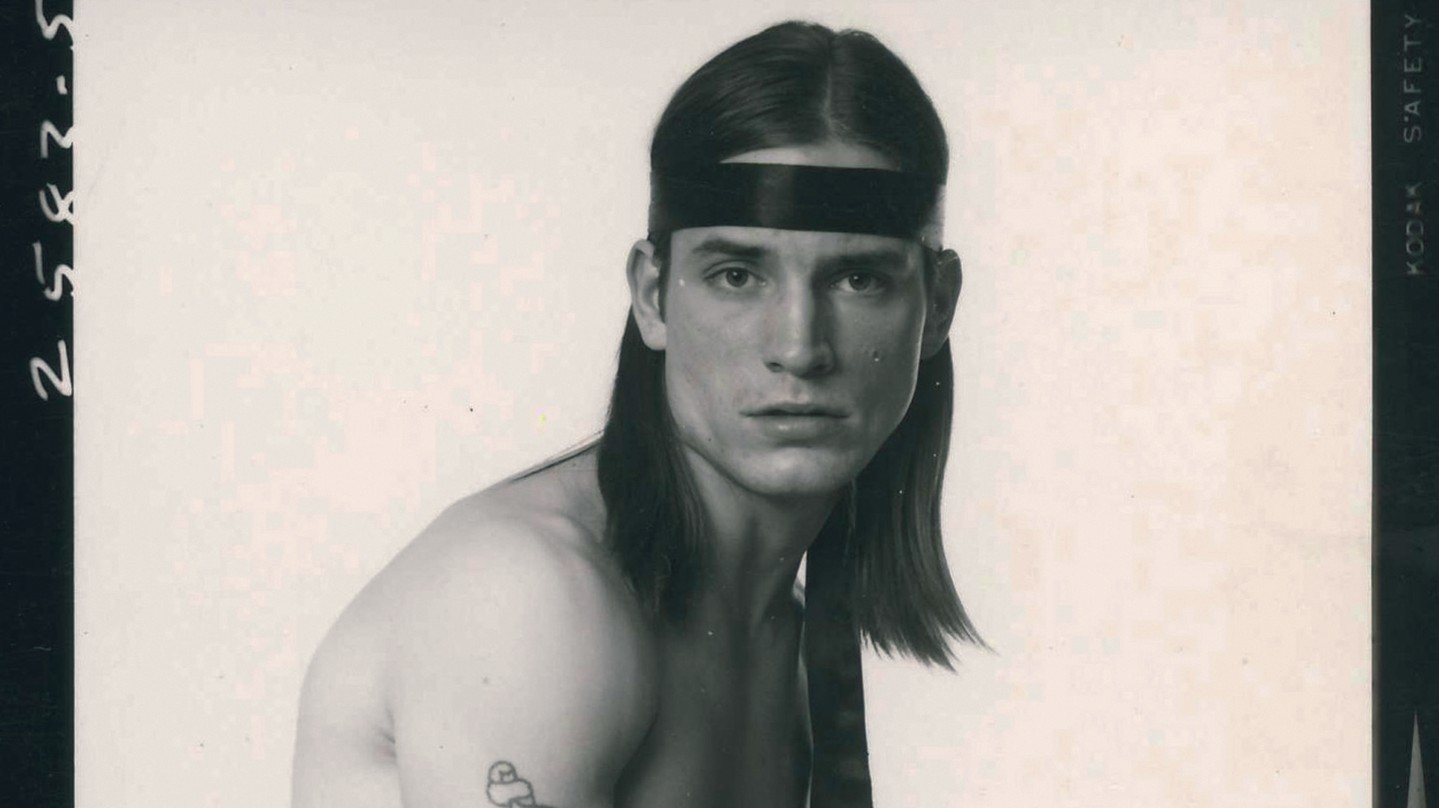 warhol superstar joe dallessandro never once gave it away...