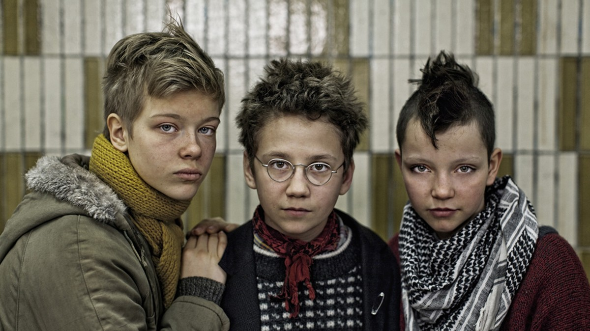 lukas moodysson, director of we are the best! talks teen punks and sex pistols