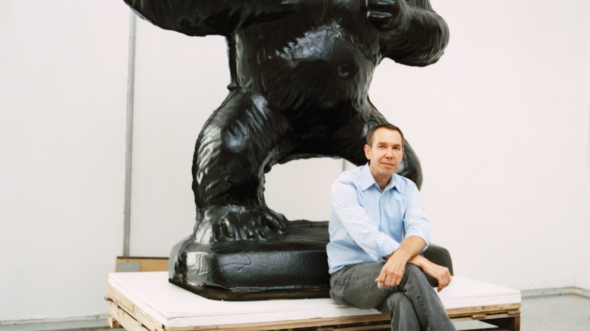 Four of our favourite fashion designers quiz jeff koons i d Fashion designer style quiz