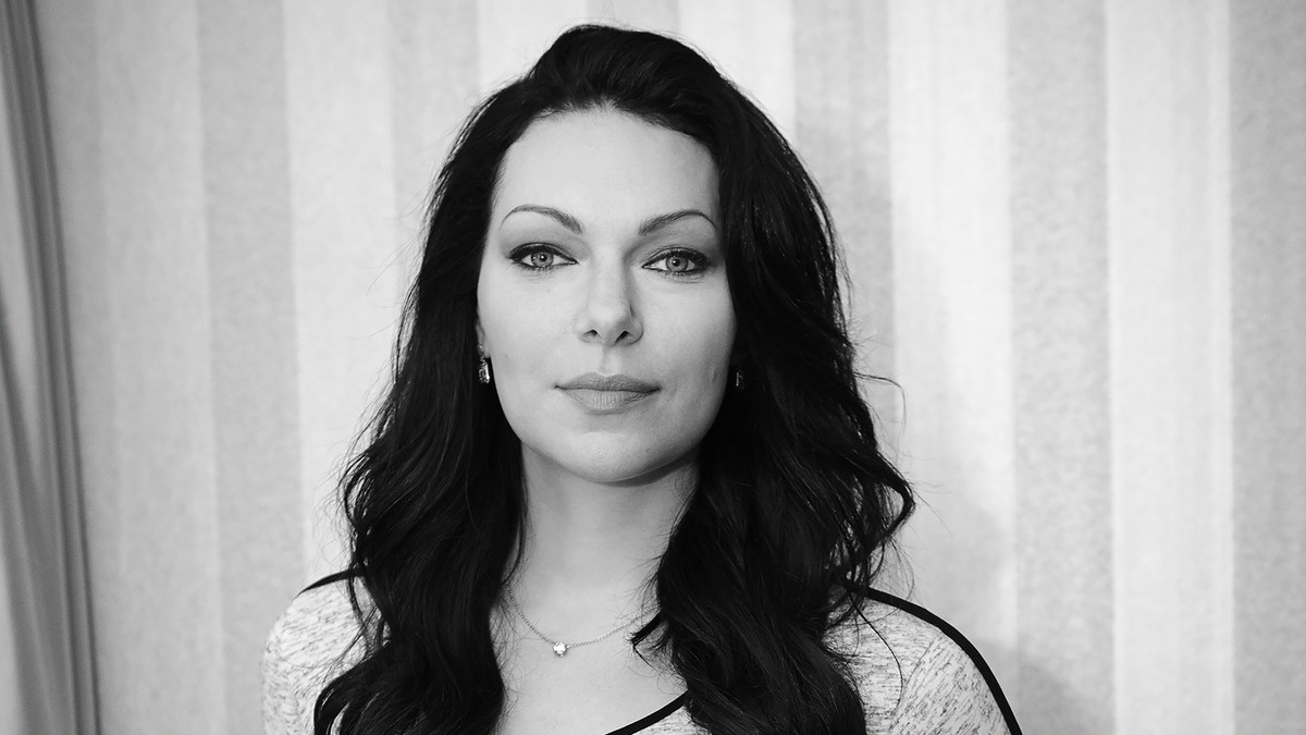 """I've never smuggled drugs across international borders..."" Orange is the new black's Laura prepon gets into character"
