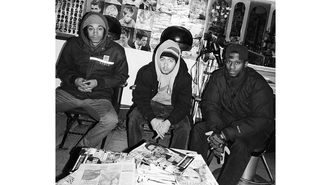 the so sick story of harlem hip hop group ratking