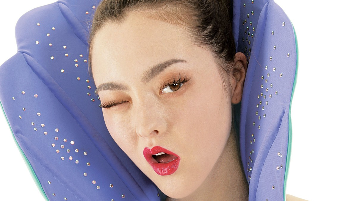 devon aoki was born with the face of a goddess!