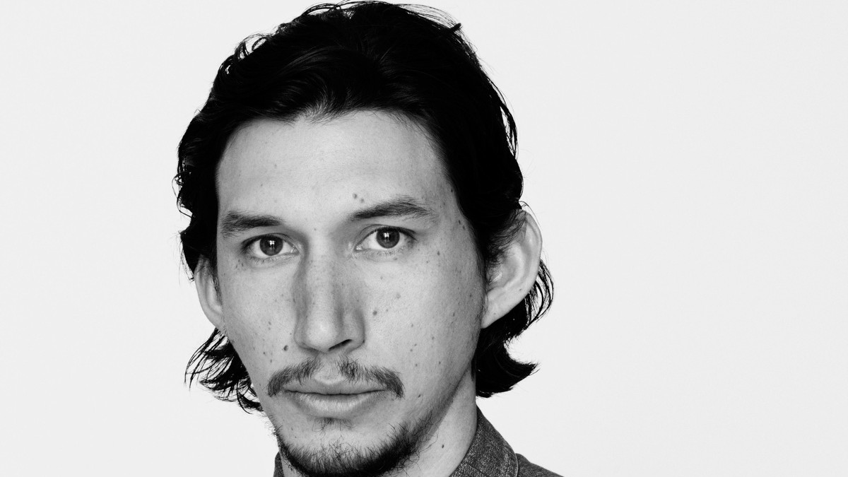 adam driver, the unlikely heartthrob of HBO