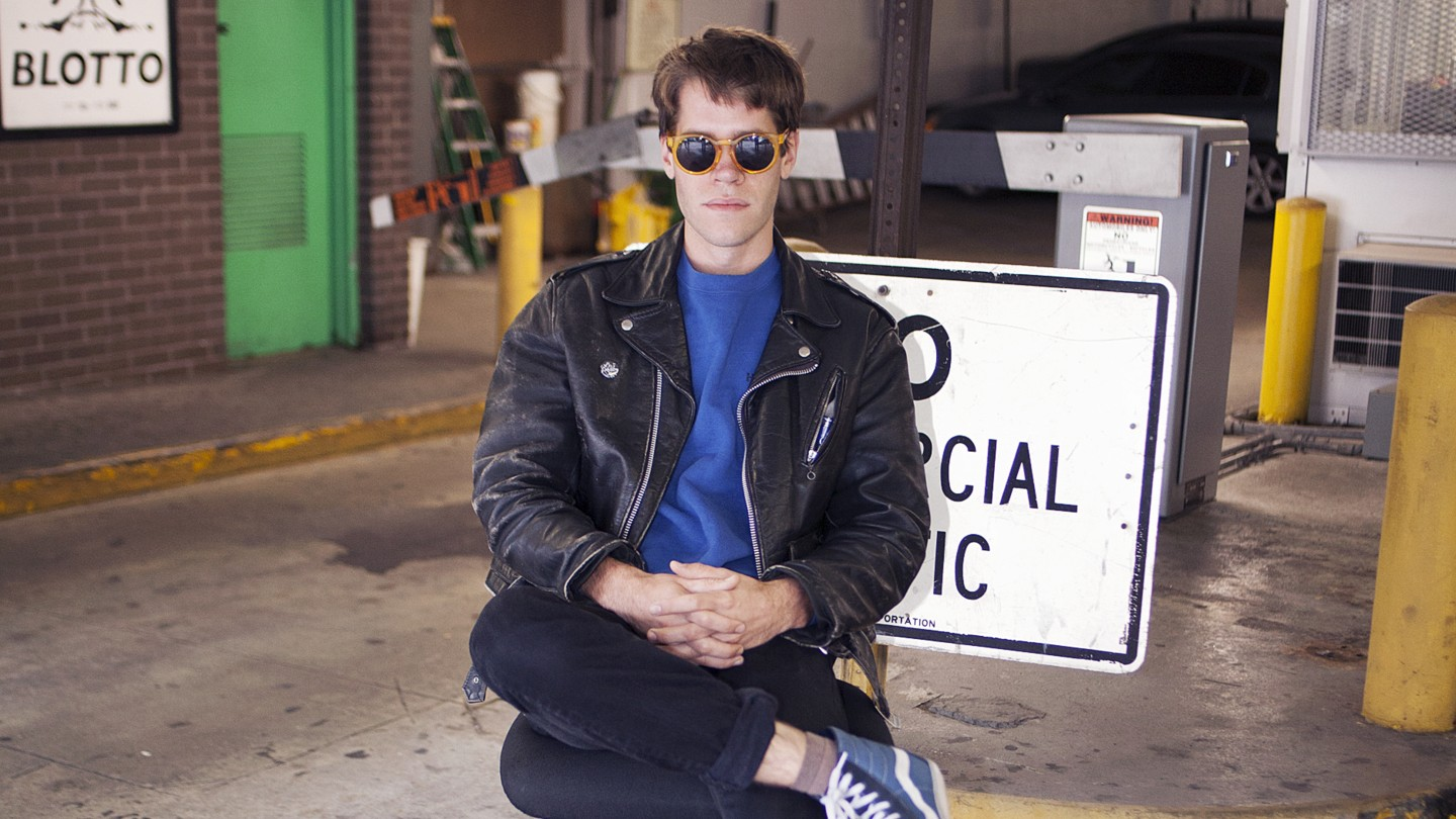 an optimist on planet suck: aaron maine of porches takes us into the cosmos