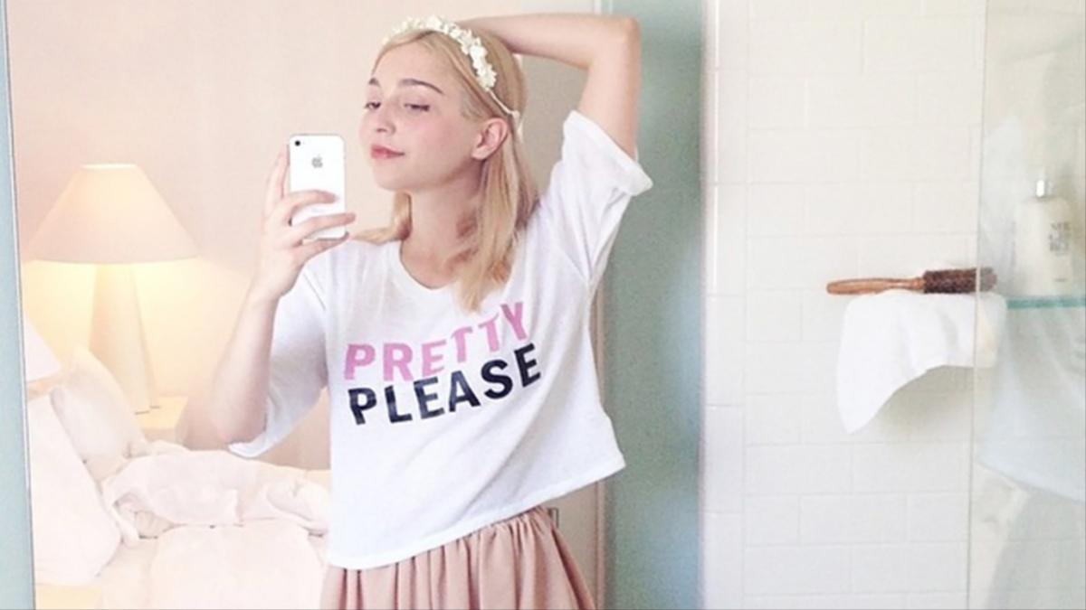 from plastic surgery to public meltdowns amalia ulman is turning instagram into performance art