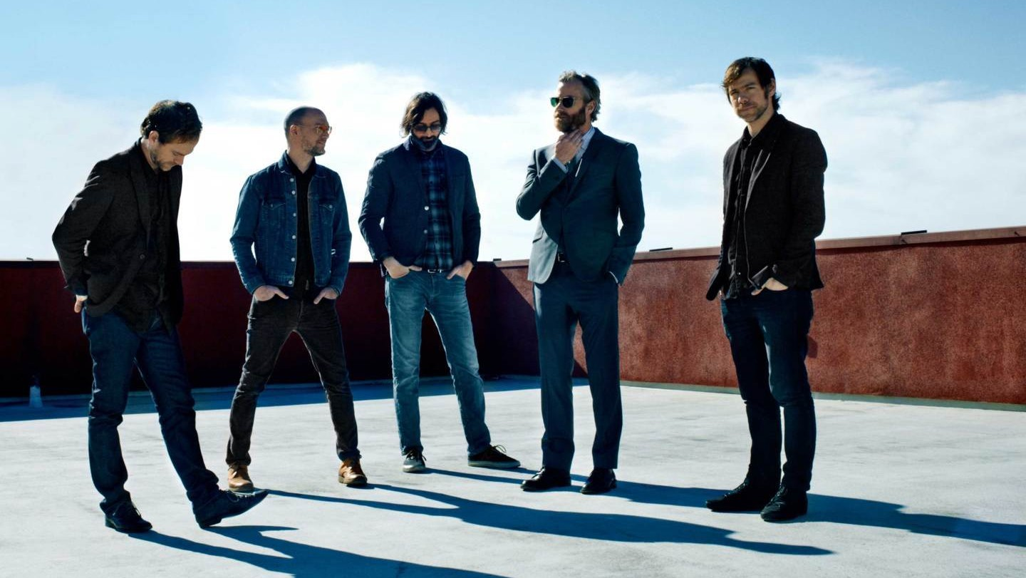 melodrama, sadness and love songs with the national