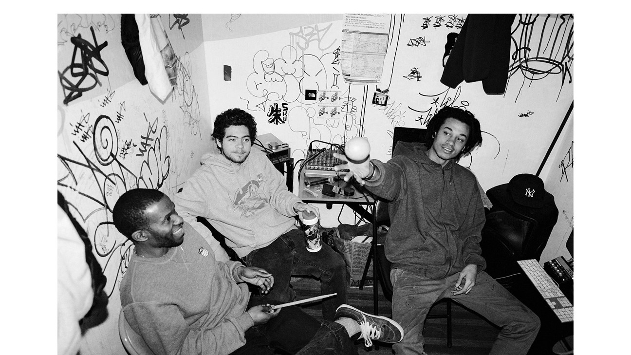 Ratking: In The Mix