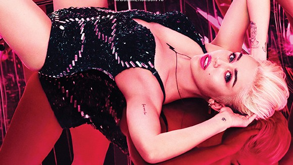 Miley Cyrus is announced as the new spokesperson of MAC's Viva Glam campaign