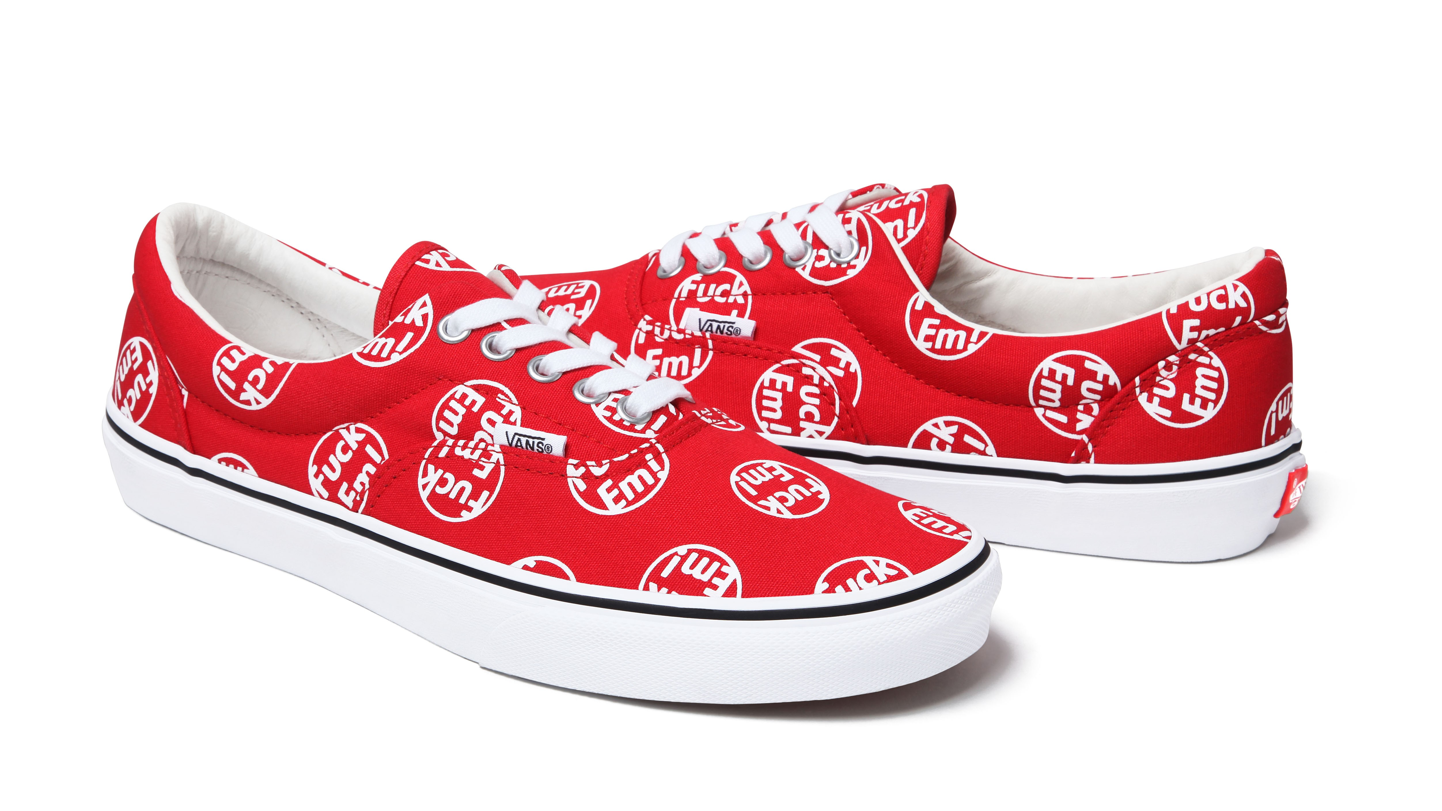 Supreme & Vans fans: get giddy for a collabo
