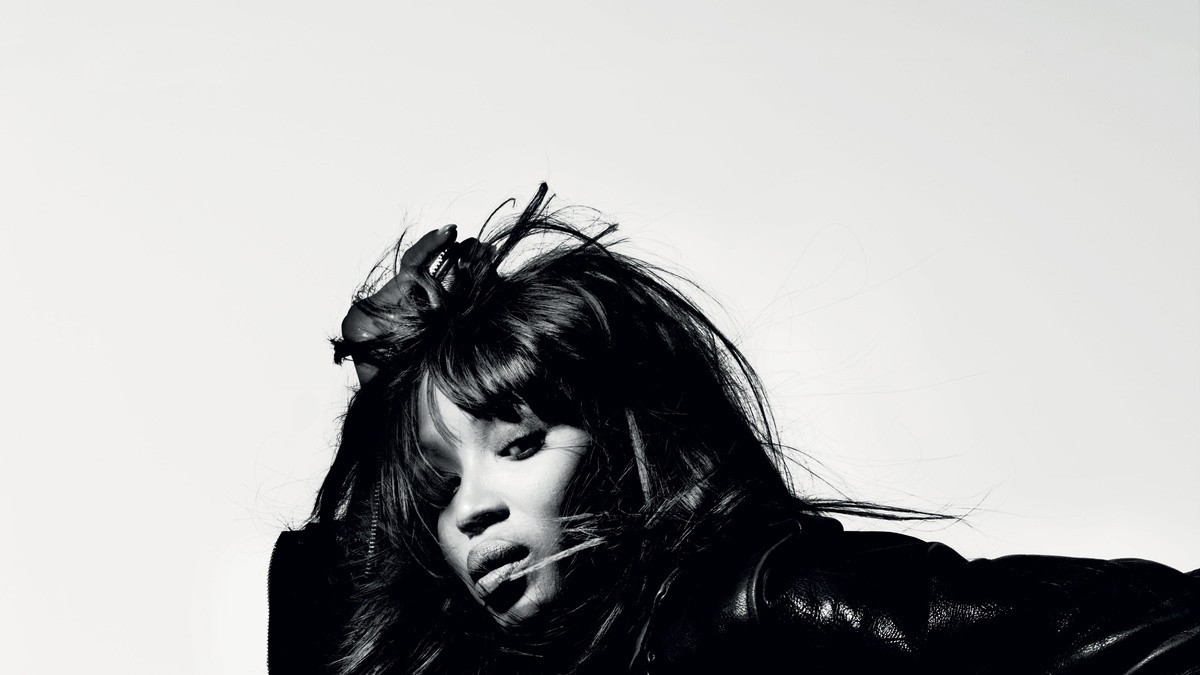 naomi campbell, the one who started it all