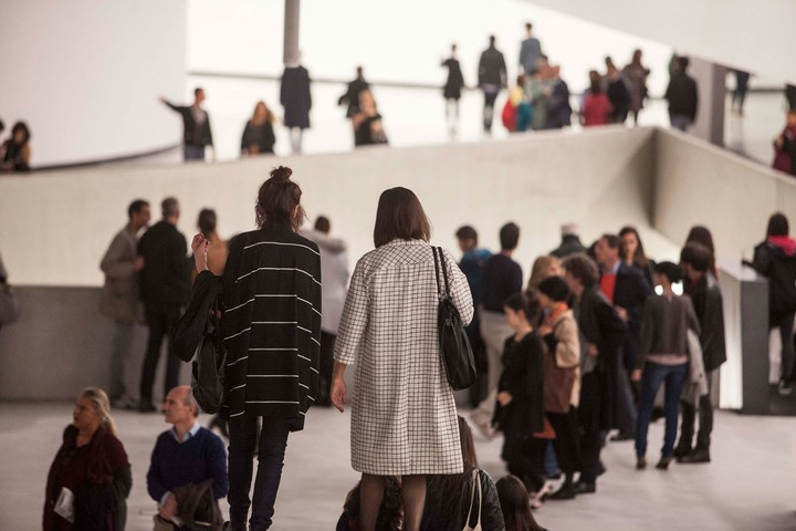 MAXXI gallery and the future of contemporary art in rome