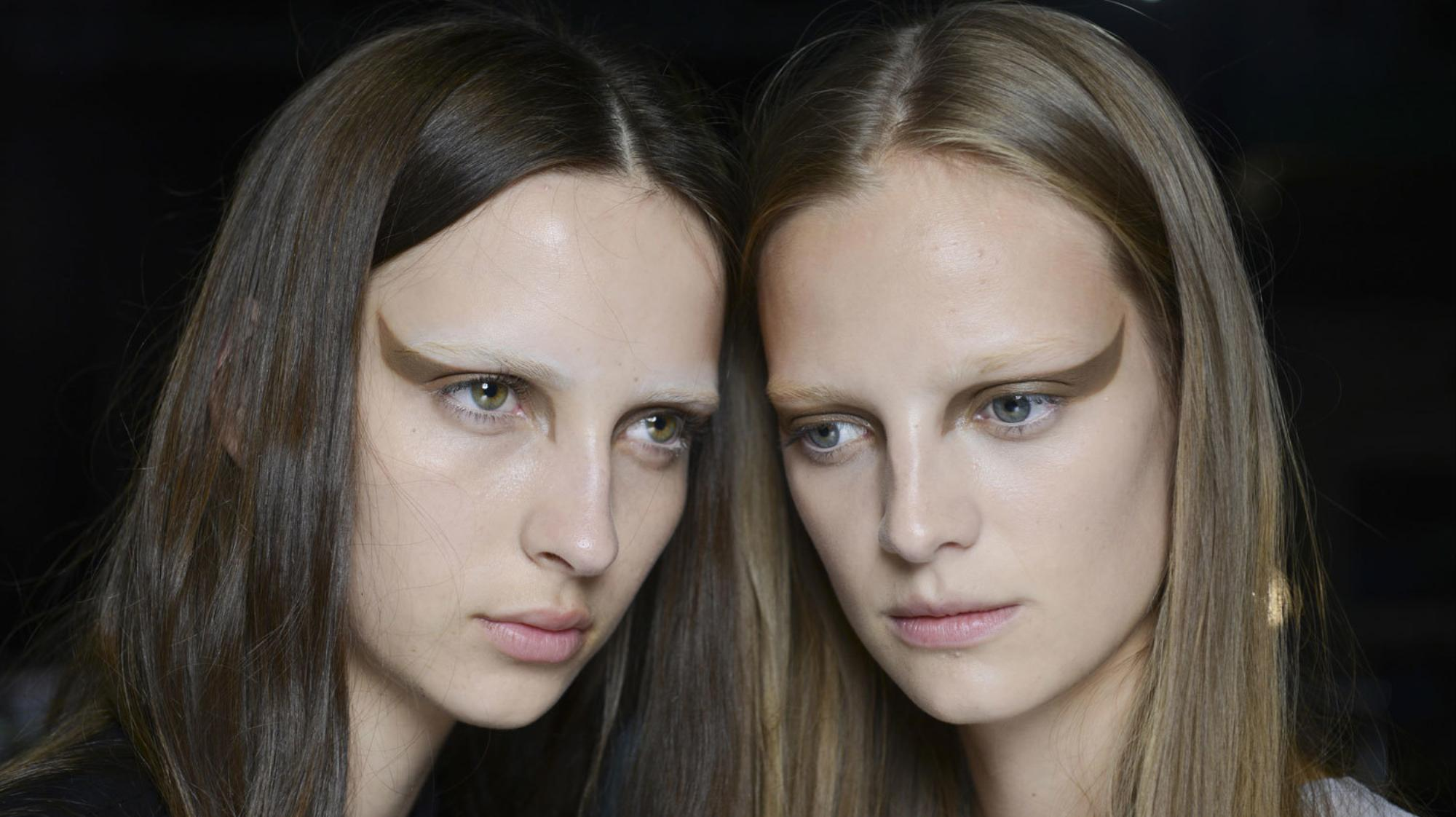 Top Beauty Looks Of Fashion Week Spring/summer 15