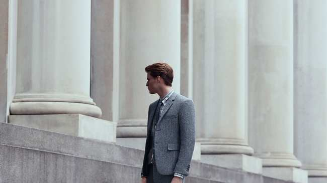 2226681d49b thom browne on his new capsule collection for mr porter - i-D
