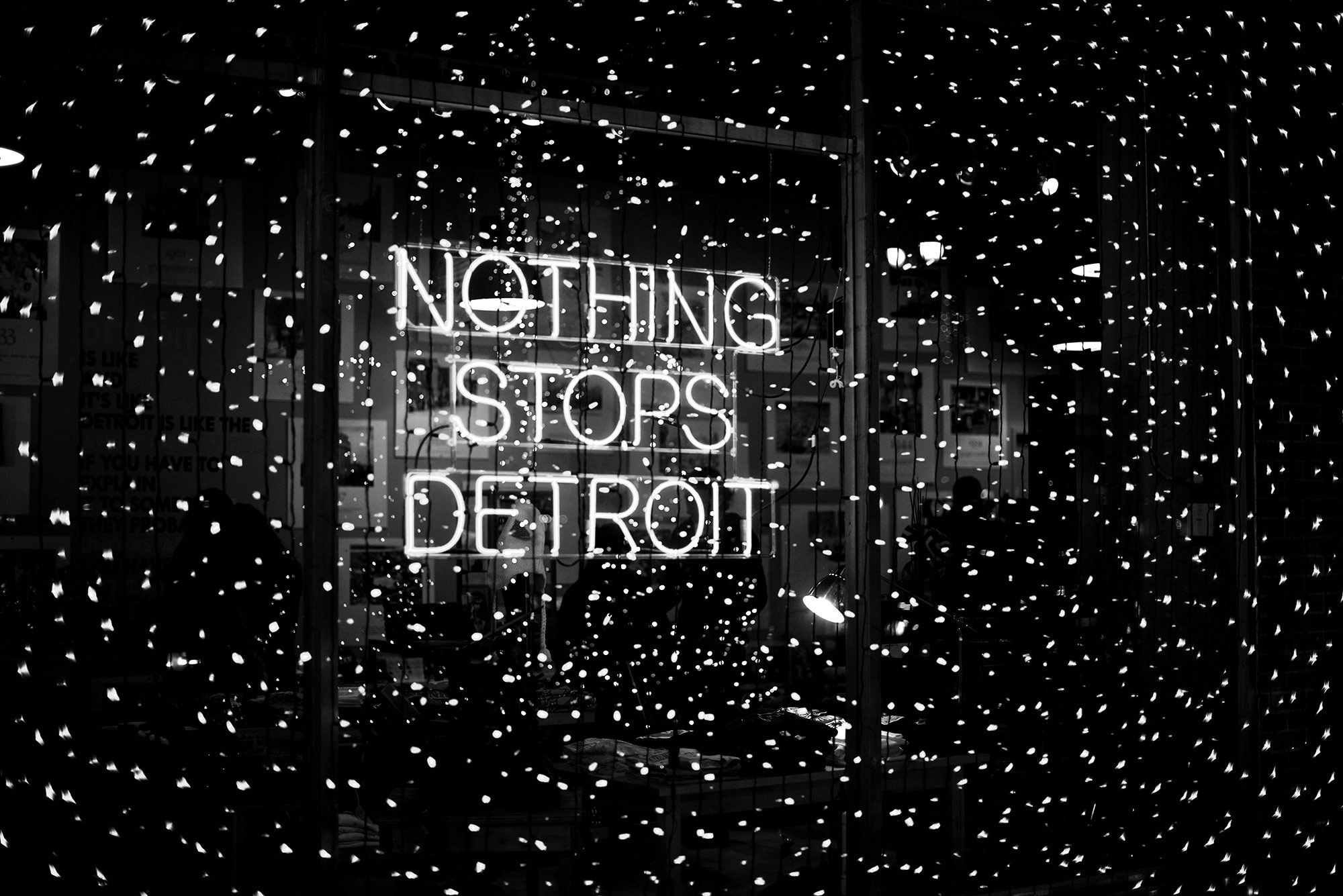 the city of detroit on the way to rise after the fallout Rise together detroit rtd wants to challenge the current narrative surrounding the financial and social situation in the city and show the people of detroit.