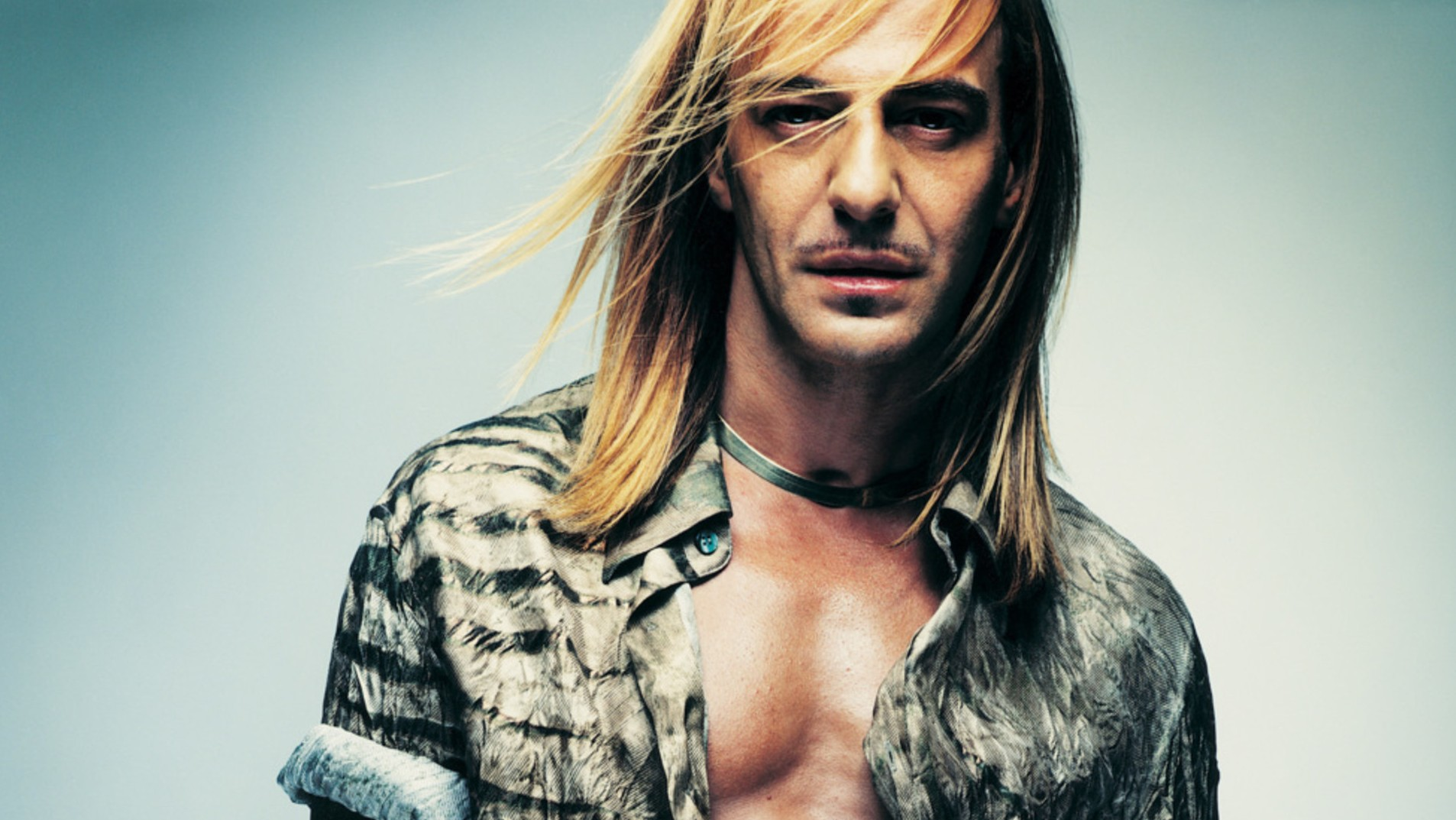 john galliano projektuje dla blighty for margiela