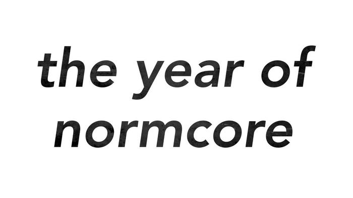 """normcore"" announced as one of 2014's most googled words"