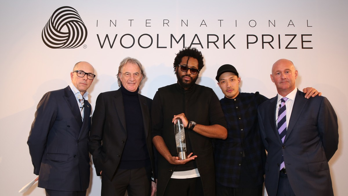 ​public school scoop this year's international woolmark prize