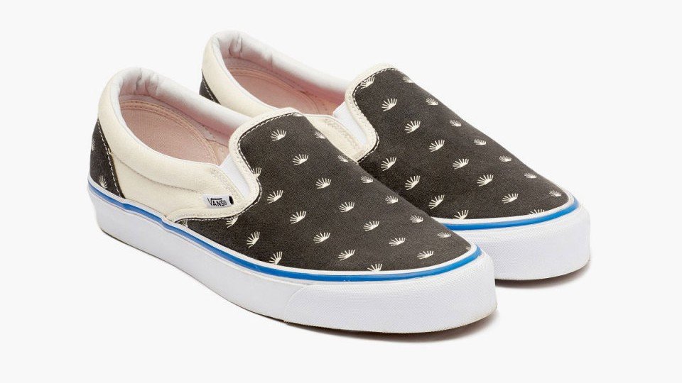 get a spring in your step with gosha rubchinskiy x vans