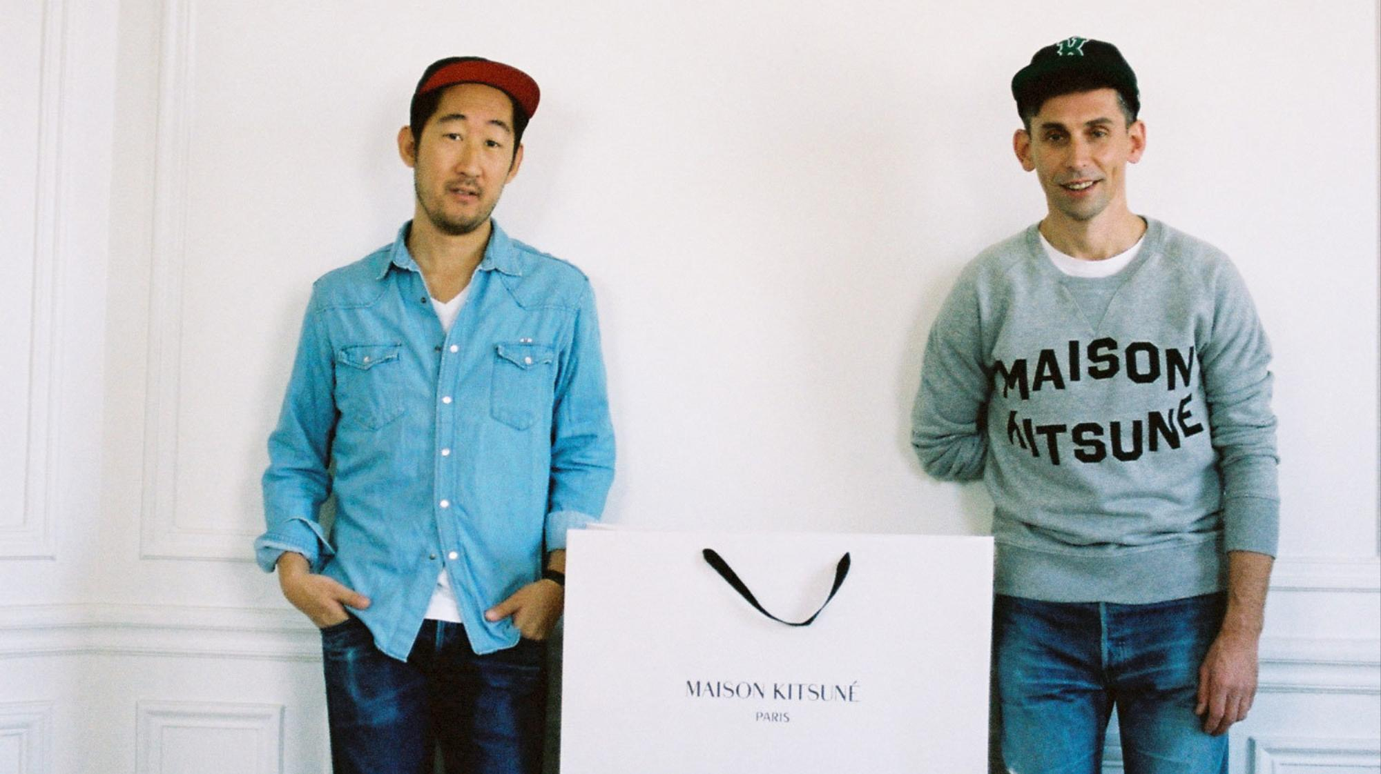 Music And Fashion Is The House That Maison Kitsun Built Read I D
