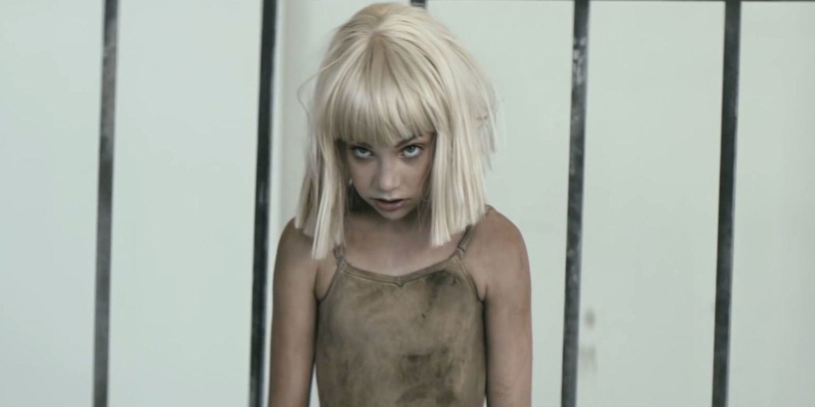 maddie sia we talk sia and shia labeouf with elastic hearts' dancing superstar maddie  ziegler - i-D