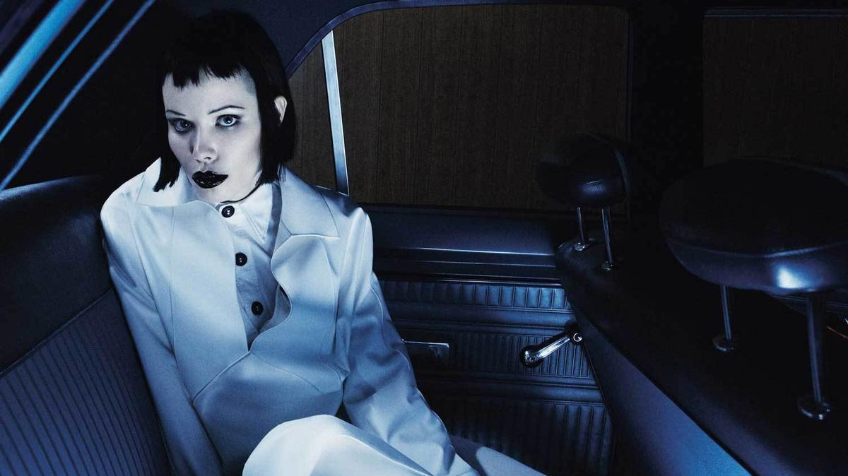 crystal castles' leading lady alice glass is embracing her own darkness