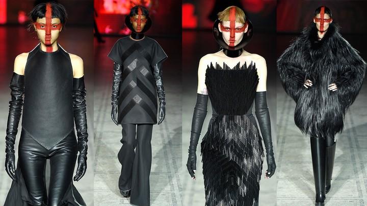 il girl power regna alla london fashion week